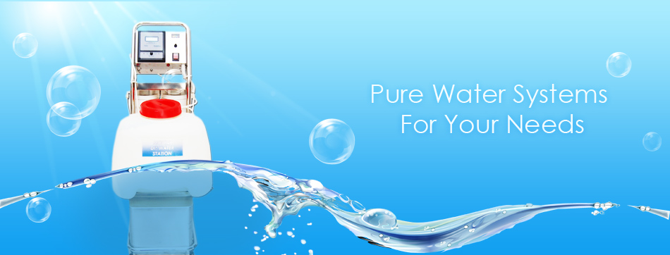 Pure water systems for your needs
